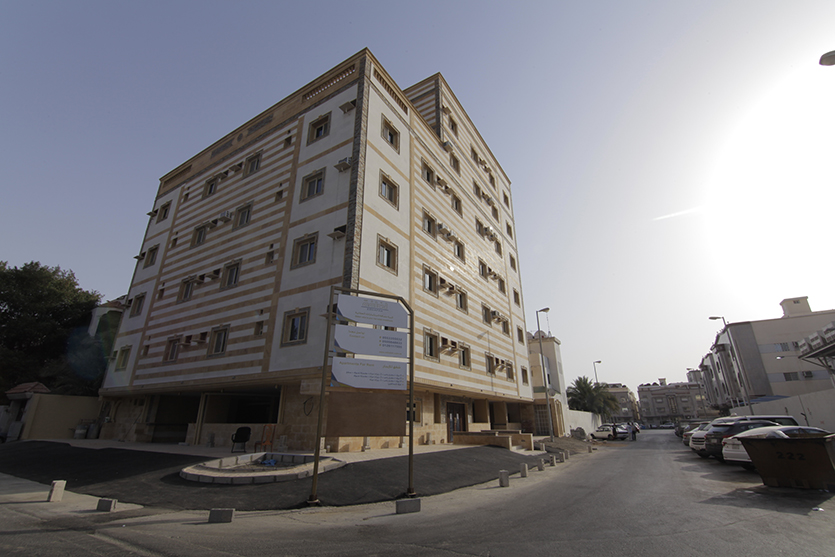 Alsultan ahmed building - residential apartments  Al rehab district